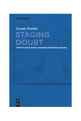Abbildung von Pawlita | Staging Doubt | 1. Auflage | 2019 | beck-shop.de