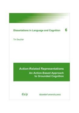 Abbildung von Seuchter | Action-Related Representations | 1. Auflage | 2020 | beck-shop.de