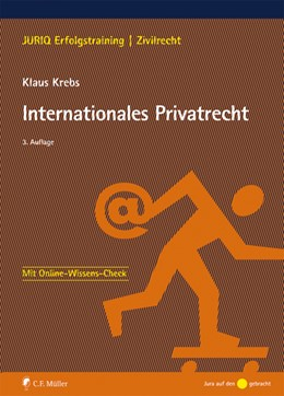 Abbildung von Krebs | Internationales Privatrecht | 3. Auflage | 2019 | beck-shop.de