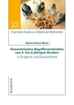 Abbildung von Maier | Geometrisches Begriffsverständnis von 4- bis 6-jährigen Kindern | 1. Auflage | 2019 | 33 | beck-shop.de