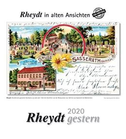 Abbildung von Rheydt gestern 2020   2019   Städtekalender
