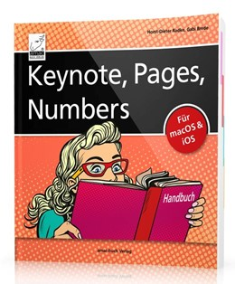 Abbildung von Radke / Brede | Keynote, Pages, Numbers Handbuch | 1. Auflage | 2019 | beck-shop.de