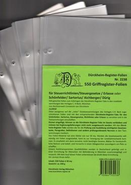 Abbildung von Dürckheim   Dürckheim-Register - 550 Folien   2019   550 transparente Folien zum Ei...