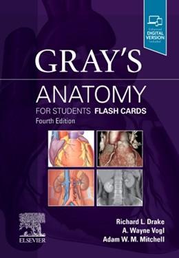 Abbildung von Drake / Vogl / Mitchell | Gray's Anatomy for Students Flash Cards | 2019