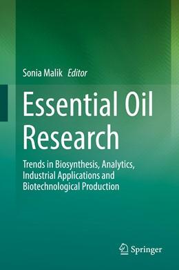 Abbildung von Malik | Essential Oil Research | 1. Auflage | 2019 | beck-shop.de