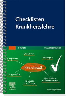 Abbildung von Elsevier GmbH | Checklisten Krankheitslehre | 4. Auflage | 2019