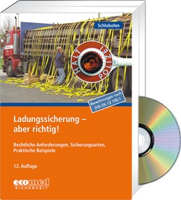 Abbildung von Schlobohm | Ladungssicherung - aber richtig! - Expertenpaket | 12. Auflage 2019 | 2019 | Teilnehmer- und Referentenunte...