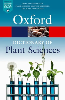 Abbildung von Allaby | A Dictionary of Plant Sciences | 4. Auflage | 2019