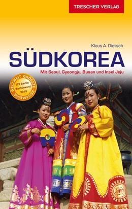 Abbildung von Dietsch   Reiseführer Südkorea   4. Auflage   2019   beck-shop.de