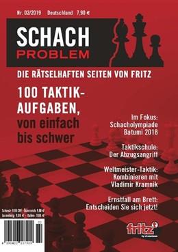 Abbildung von Schach Problem #02/2019 | 2019 | Die rätselhaften Seiten von Fr...