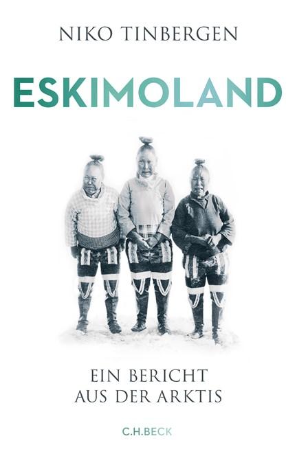 Cover: Niko Tinbergen, Eskimoland