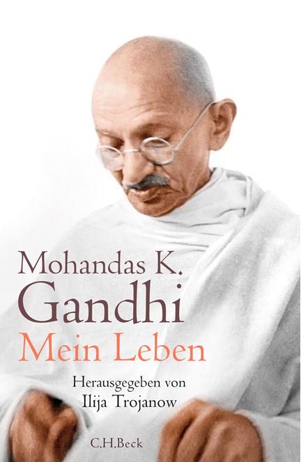 Cover: Mohandas K. Gandhi, Mein Leben