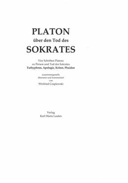 Abbildung von Czapiewski | Platon über den Tod des Sokrates | 1. Auflage | 2018 | beck-shop.de