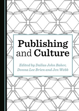 Abbildung von Publishing and Culture | 1. Auflage | 2019 | beck-shop.de