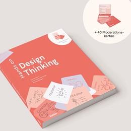 Abbildung von Glitza / Hamburger / Metzger | Hands on Design Thinking | 2019 | + 40 Moderationskarten