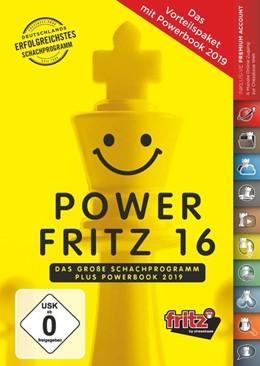 Abbildung von Power Fritz 16 | 2019 | Das grosse Schachprogramm plus...