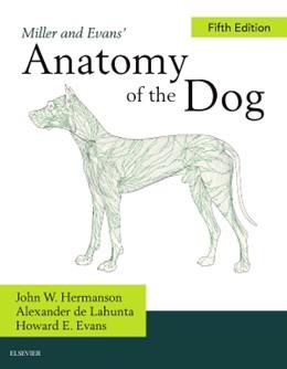 Abbildung von Hermanson / de Lahunta   Miller's Anatomy of the Dog   5. Auflage   2019   beck-shop.de