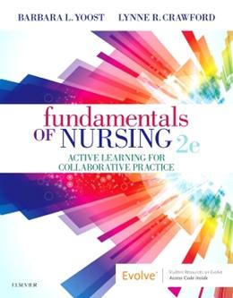Abbildung von Yoost / Crawford | Fundamentals of Nursing | 2019 | Active Learning for Collaborat...