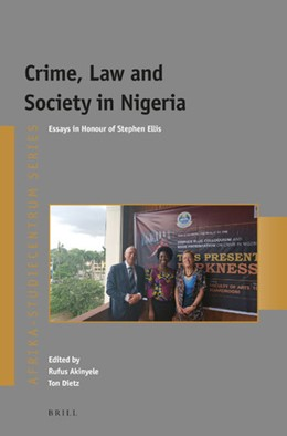 Abbildung von Akinyele / Dietz | Crime, Law and Society in Nigeria | 2019 | Essays in Honour of Stephen El... | 37