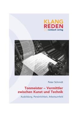 Abbildung von Schmidt   Tonmeister - Vermittler zwischen Kunst und Technik   2019   Ausbildung, Persönlichkeit, Ar...