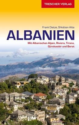 Abbildung von Dietze / Shkëlzen | Reiseführer Albanien | 2., aktual. Auflage | 2019 | Mit Tirana, Berat, Gjirokastër...