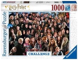 Abbildung von Harry Potter Challenge Puzzle 1000 Teile | 1. Auflage | 2019 | beck-shop.de