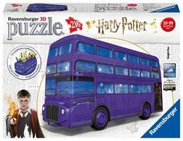 Abbildung von Harry Potter Bus. 3D Puzzle 216 Teile | 1. Auflage | 2019 | beck-shop.de