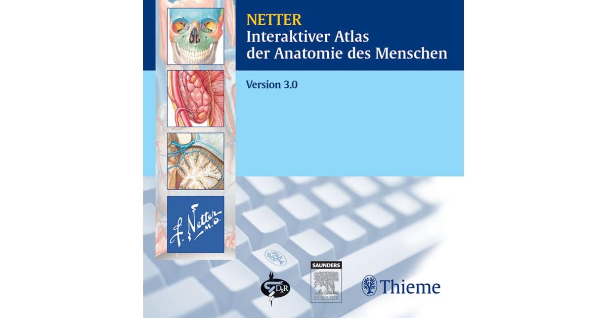 Interaktiver Atlas der Anatomie des Menschen, 2005 | beck-shop.de
