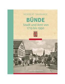 Abbildung von Sahrhage | Bünde | 1. Auflage | 2019 | beck-shop.de