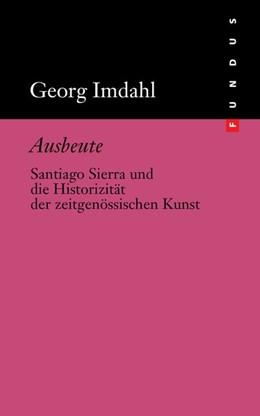 Abbildung von Imdahl | Ausbeute | 1. Auflage | 2019 | beck-shop.de