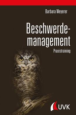 Abbildung von Weyerer | Beschwerdemanagement | 2019 | Praxistraining