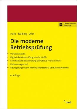 Abbildung von Harle / Nüdling | Die moderne Betriebsprüfung | 4. Auflage | 2020 | beck-shop.de