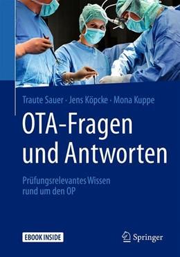 Abbildung von Sauer / Köpcke / Kuppe | OTA - Fragen und Antworten | 2020 | Prüfungsrelevantes Wissen rund...