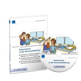 Abbildung von CBT Datenschutz in der Personalabteilung | 2019 | E-Learning-Kurs zum DSGVO-konf...
