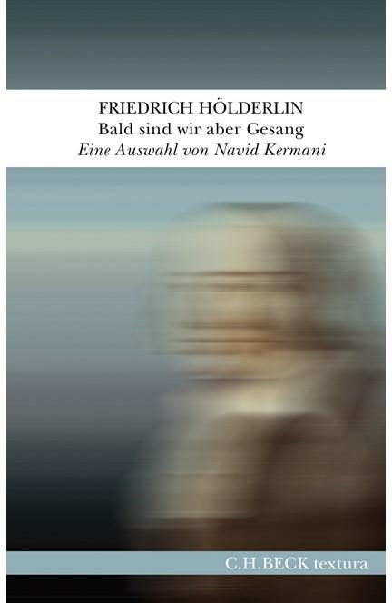 Cover: Friedrich Hölderlin, Bald sind wir aber Gesang