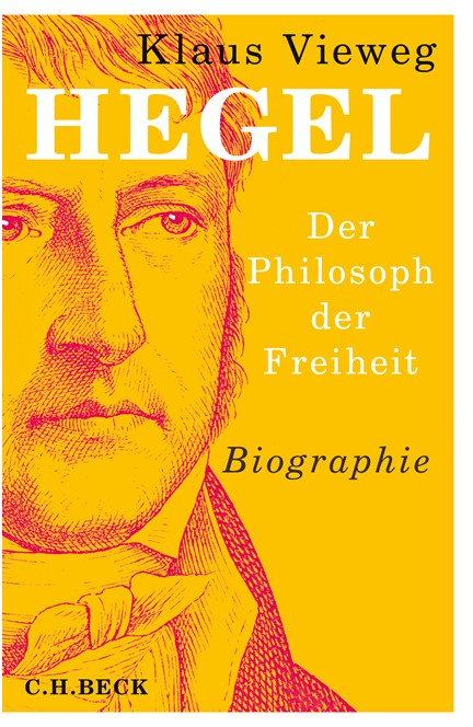 Cover: Klaus Vieweg, Hegel