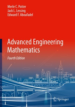Abbildung von Potter / Lessing / Aboufadel | Advanced Engineering Mathematics | 4th ed. 2019 | 2019