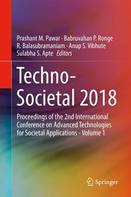 Abbildung von Pawar / Ronge | Techno-Societal 2018 | 1. Auflage | 2019 | beck-shop.de