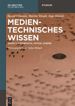 Abbildung von Höltgen | Mathematik, Physik, Chemie | 2020 | Technik für Medienwissenschaft...