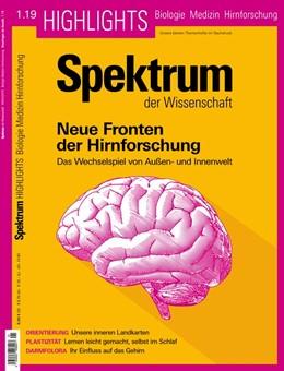 Abbildung von Spektrum Spezial - Neue Fronten der Hirnforschung | 1. Auflage | 2018 | beck-shop.de