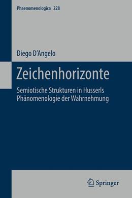 Abbildung von D'Angelo | Zeichenhorizonte | 2020 | Semiotische Strukturen in Huss... | 228