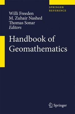 Abbildung von Freeden / Nashed / Sonar | Handbook of Geomathematics | 2010