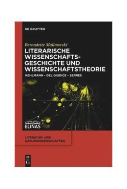 Abbildung von Malinowski | Literarische Wissenschaftsgeschichte und Wissenschaftstheorie | 1. Auflage | 2020 | beck-shop.de