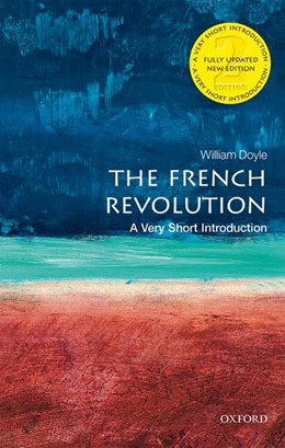 Abbildung von Doyle | The French Revolution: A Very Short Introduction | 2019