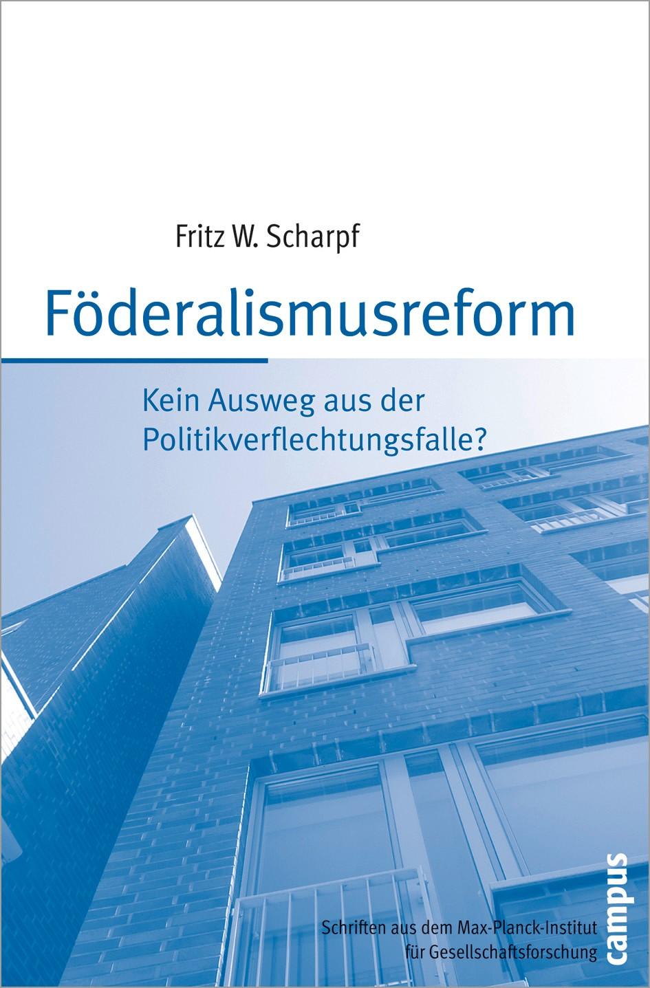 Abbildung von Scharpf | Föderalismusreform | 2009