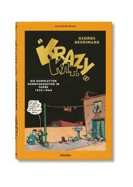 Abbildung von Holz | George Herriman, The Complete Krazy Kat in Color 1935-1944 | 2019