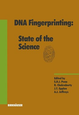 Abbildung von Pena | DNA Fingerprinting: State of the Science | 1993