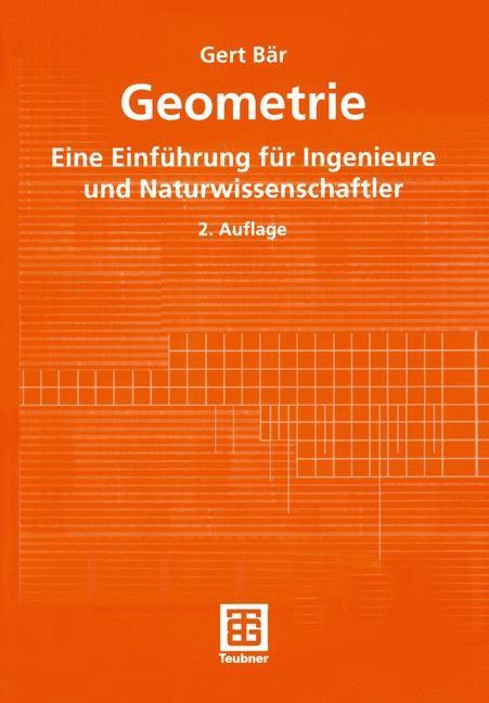 Geometrie | Bär, 2001 | Buch (Cover)