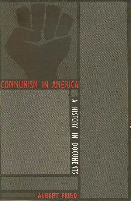 Abbildung von Fried | Communism in America | 1997