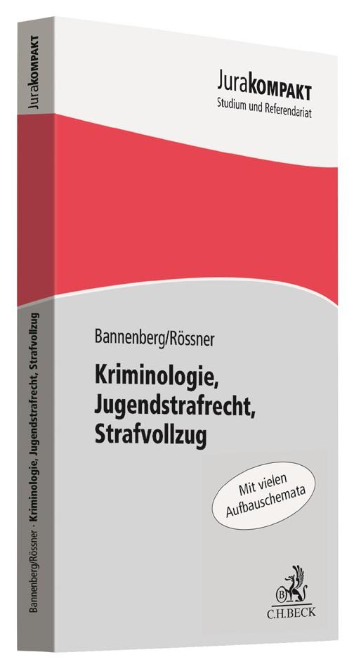 Kriminologie und Jugendstrafrecht | Bannenberg, 2018 | Buch (Cover)